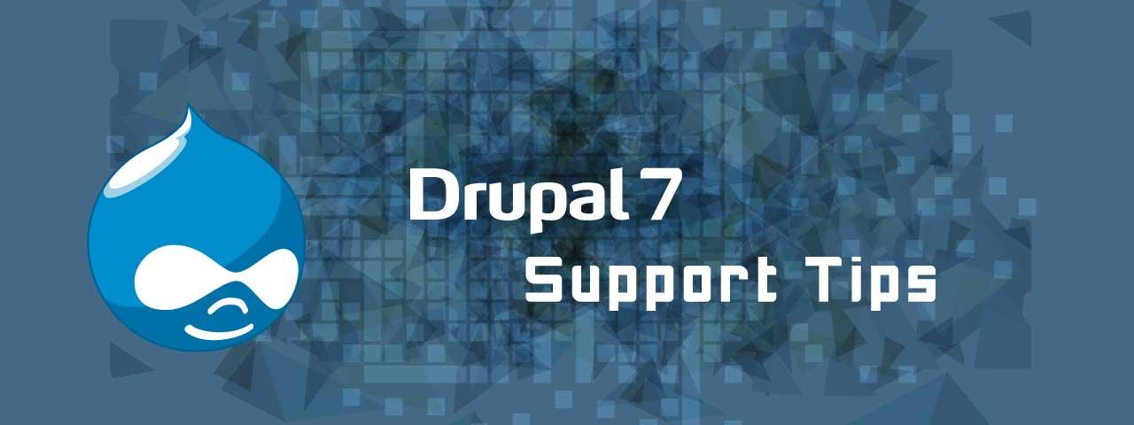 Drupal FAQ