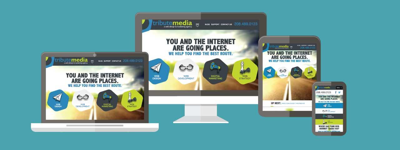 Mobile Responsive Web Design