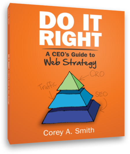 A CEO's Guide to Web Marketing Strategy