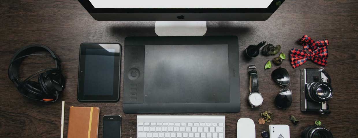 Devices for web usability