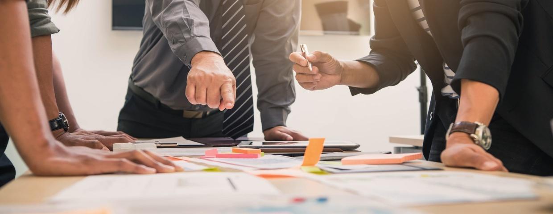 website strategy meeting