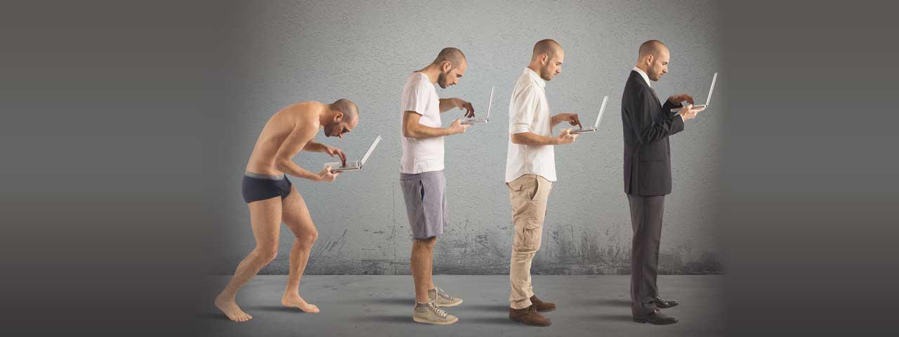 Evolution Of Internet.