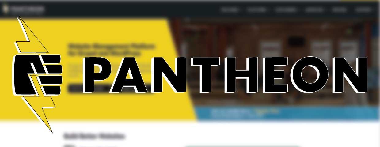 Pantheon web hosting
