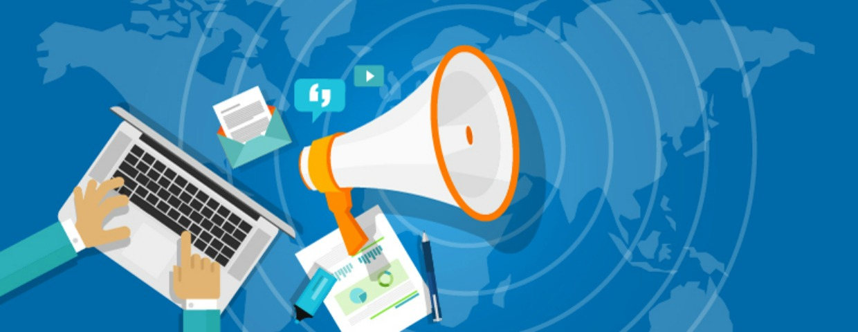 Website as a public relations tool