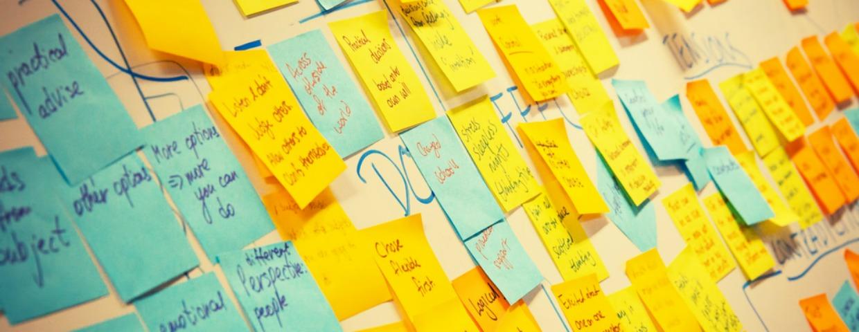 brainstorming blogging topics