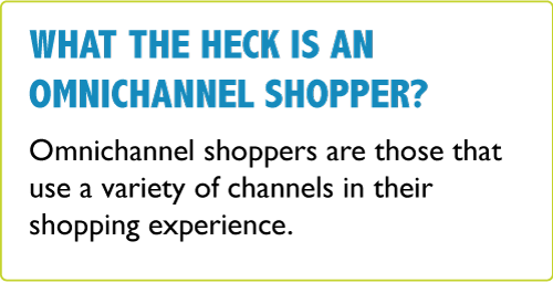 What the heck is an omnichannel shopper?