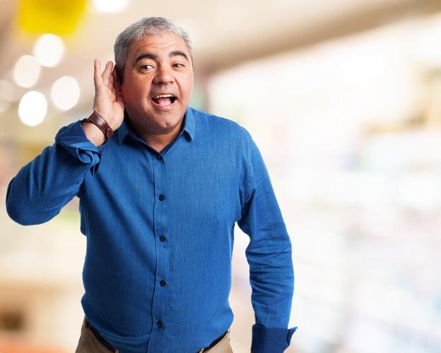 hearing based marketing