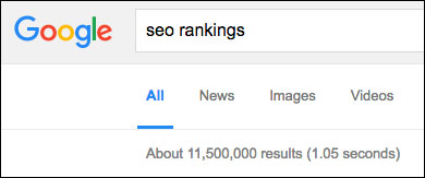 SEO Rankings