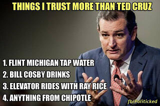 Ted Cruz Trust Meme