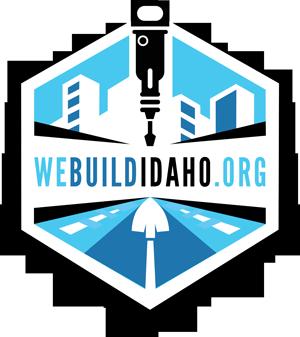 We Build Idaho logo