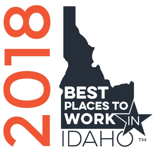 Best Places To Work 2018 Winner Badge