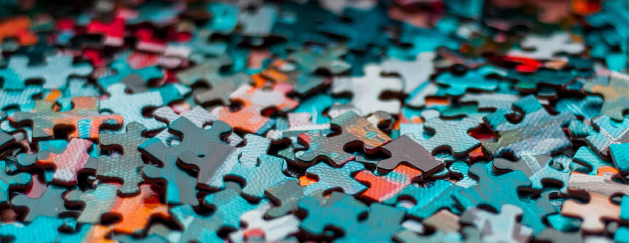 Pieces of the SEO puzzle
