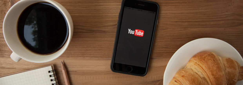 Start on YouTube