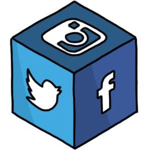 social media design and marketing