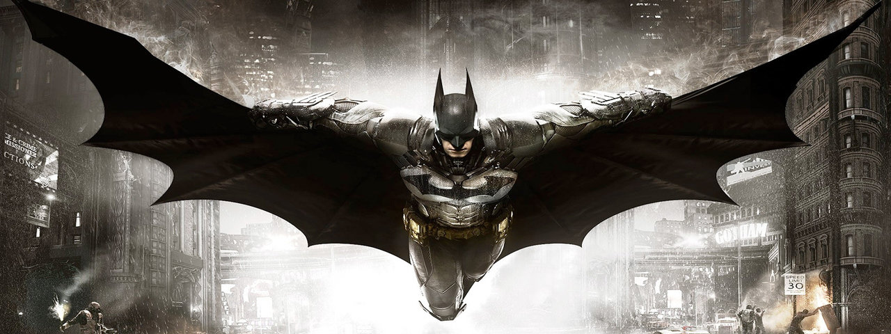 Batman marketing