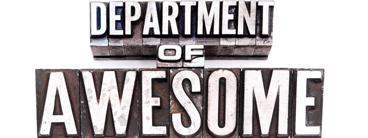Department of Awesome
