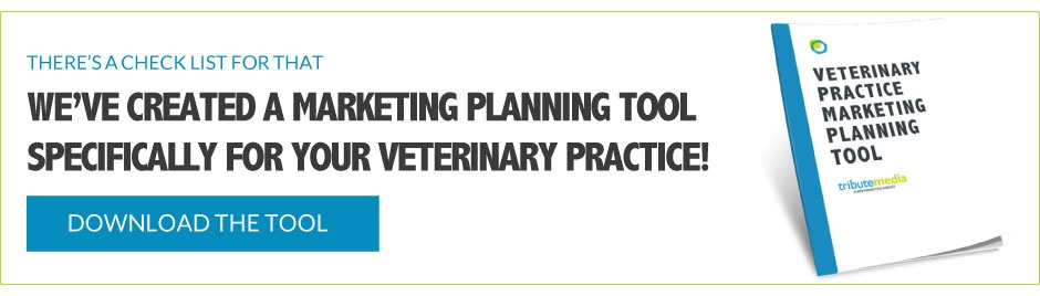 Veterinary Marketing Planning Tool