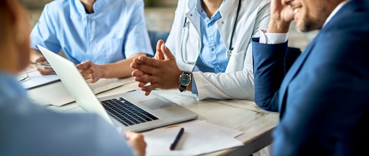 4 Ways To Increase Your Healthcare Company's Online Presence